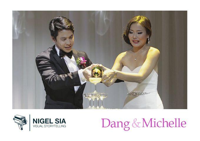 Wedding of Dang & Michelle by Nigel Sia | Visual Storytelling - 013