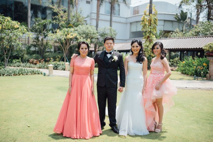 Wedding of Riady & Angel - Shangri-La - Jakarta by MARK & CO - 007
