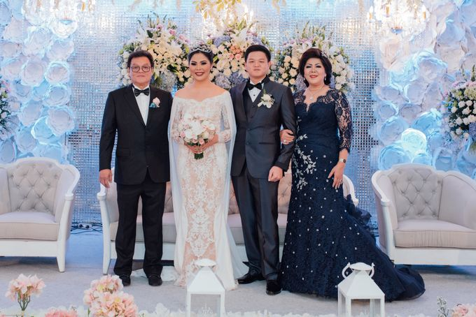 Wedding of Riady & Angel - Shangri-La - Jakarta by MARK & CO - 008