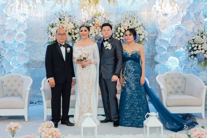 Wedding of Riady & Angel - Shangri-La - Jakarta by MARK & CO - 009