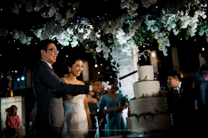 Max Willy & Melissa Stella Wedding by Pea and Pie - 010