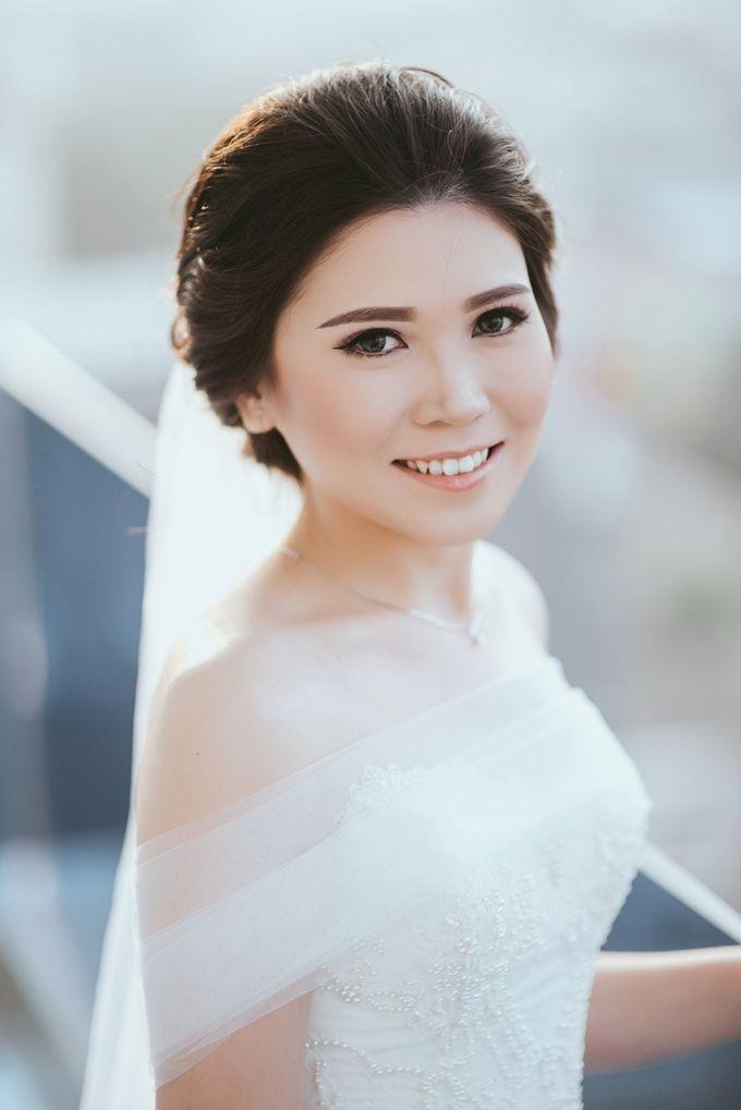 The Wedding by VA Make Up Artist - 014