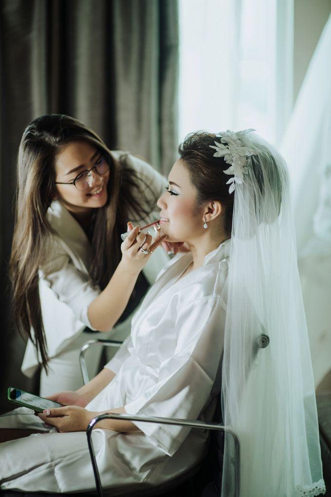 The Wedding by VA Make Up Artist - 016