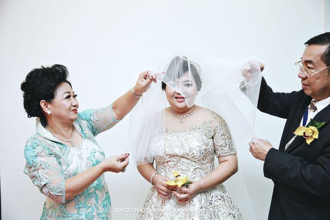 Darren & Yohana Wedding by Dante Wedding Planner - 009