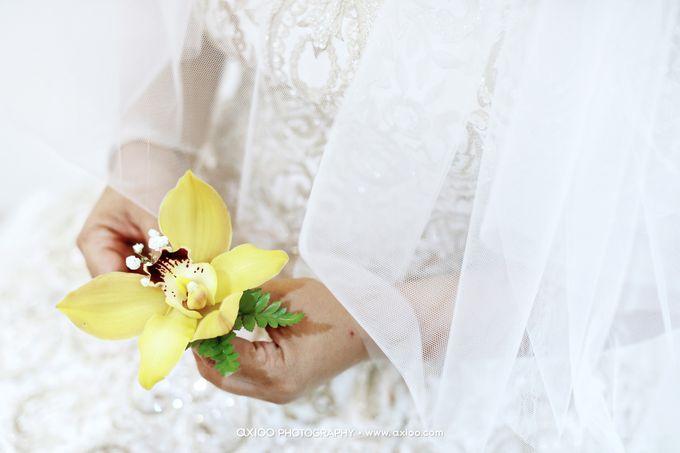 Darren & Yohana Wedding by Dante Wedding Planner - 011