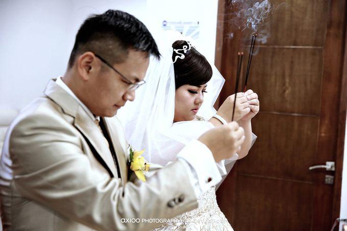 Darren & Yohana Wedding by Dante Wedding Planner - 013