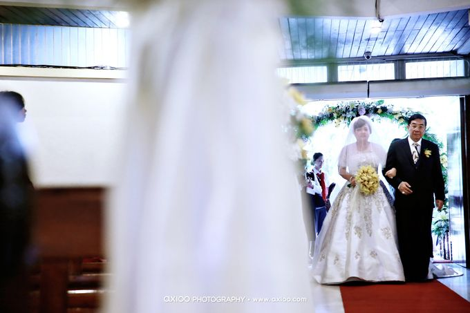 Darren & Yohana Wedding by Dante Wedding Planner - 014