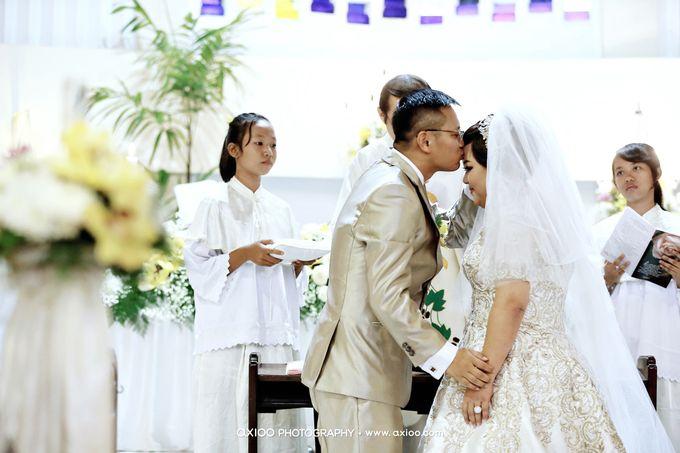 Darren & Yohana Wedding by Dante Wedding Planner - 017