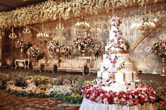 Darren & Yohana Wedding by Dante Wedding Planner - 022