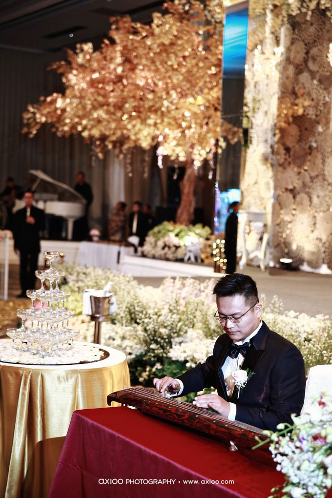 Darren & Yohana Wedding by Dante Wedding Planner - 024