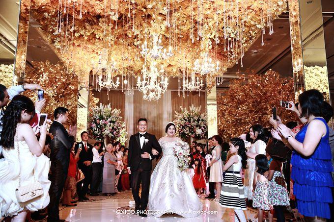 Darren & Yohana Wedding by Dante Wedding Planner - 026