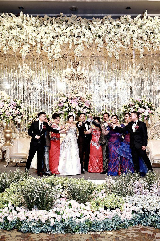 Darren & Yohana Wedding by Dante Wedding Planner - 030