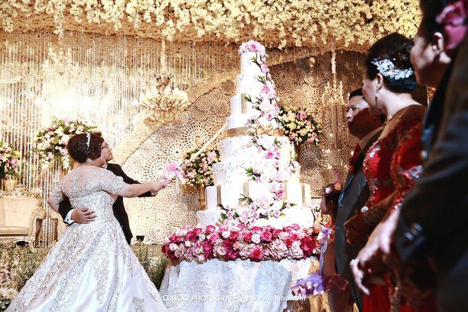 Darren & Yohana Wedding by Dante Wedding Planner - 029