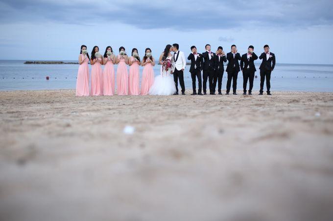 Andrew & Jessica Wedding by Sofitel Bali Nusa Dua Beach Resort - 020