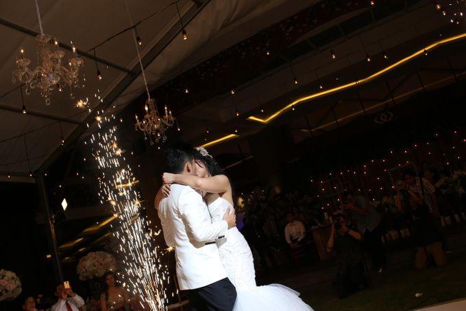 Andrew & Jessica Wedding by Sofitel Bali Nusa Dua Beach Resort - 017