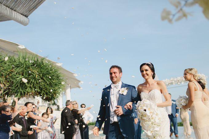 DANIELLE & MELO WEDDING by Karma Kandara - 004