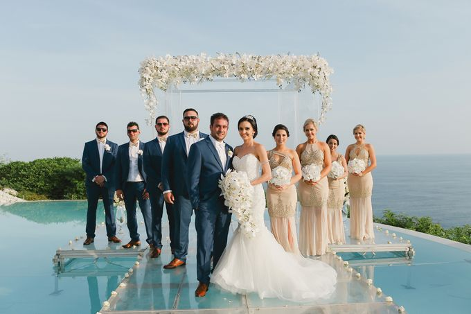 DANIELLE & MELO WEDDING by Karma Kandara - 002