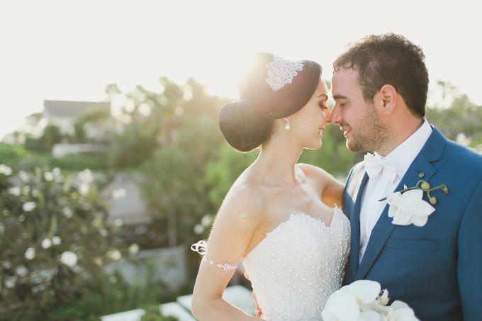 DANIELLE & MELO WEDDING by Karma Kandara - 001