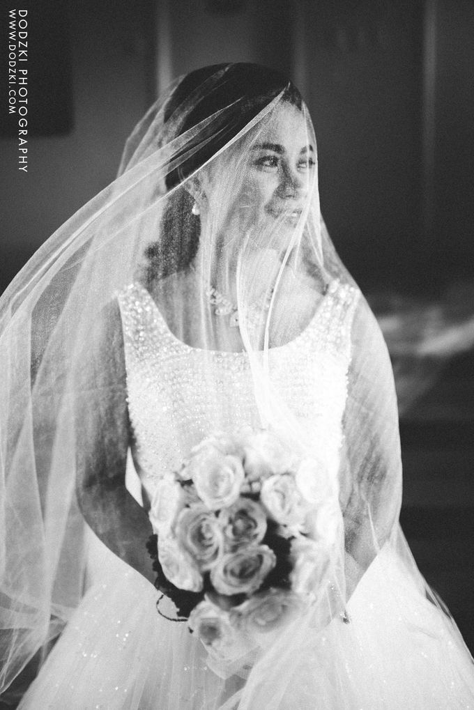 Wedding - Aubrey and Feb by Dodzki Photography - 007