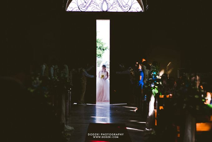 Wedding - Aubrey and Feb by Dodzki Photography - 013