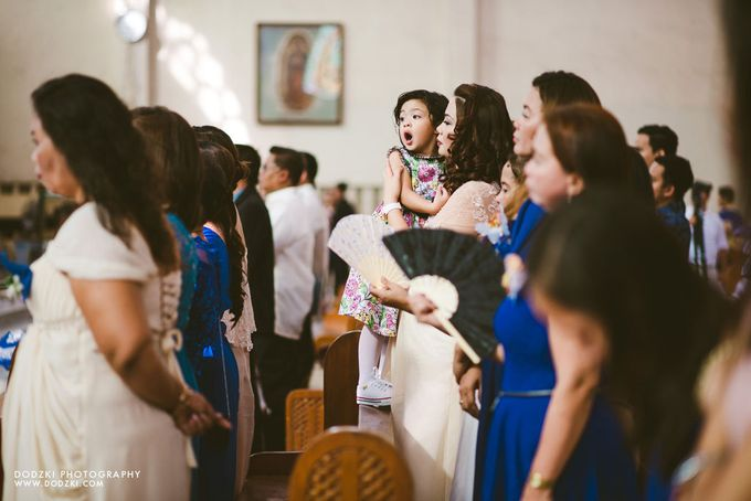 Wedding - Aubrey and Feb by Dodzki Photography - 015