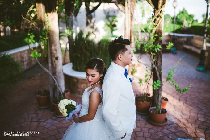 Wedding - Aubrey and Feb by Dodzki Photography - 023