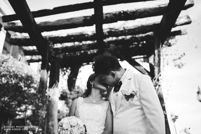 Wedding - Aubrey and Feb by Dodzki Photography - 024
