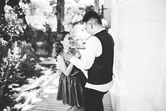 Engagement - Aubrey and Feb by Dodzki Photography - 001