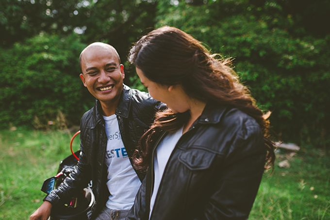 Engagement - Jethro and Marianne by Dodzki Photography - 003