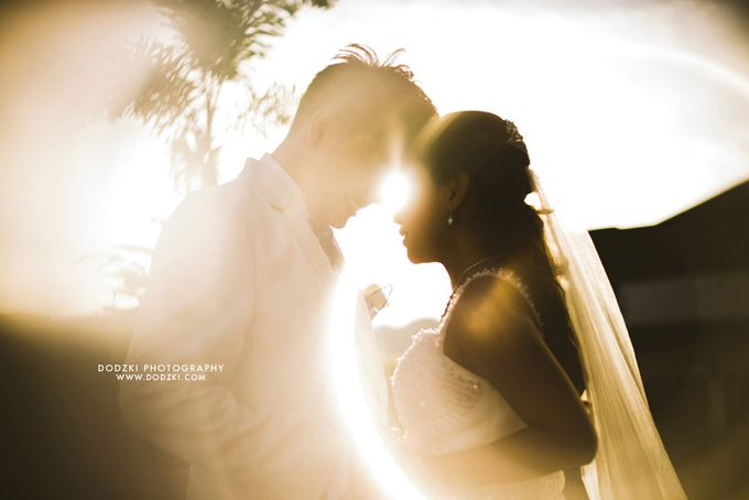 Wedding - Aubrey and Feb by Dodzki Photography - 029