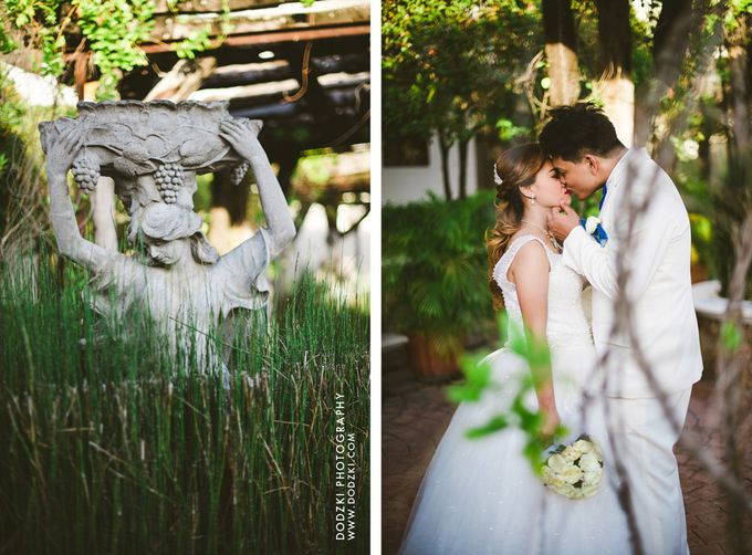 Wedding - Aubrey and Feb by Dodzki Photography - 031