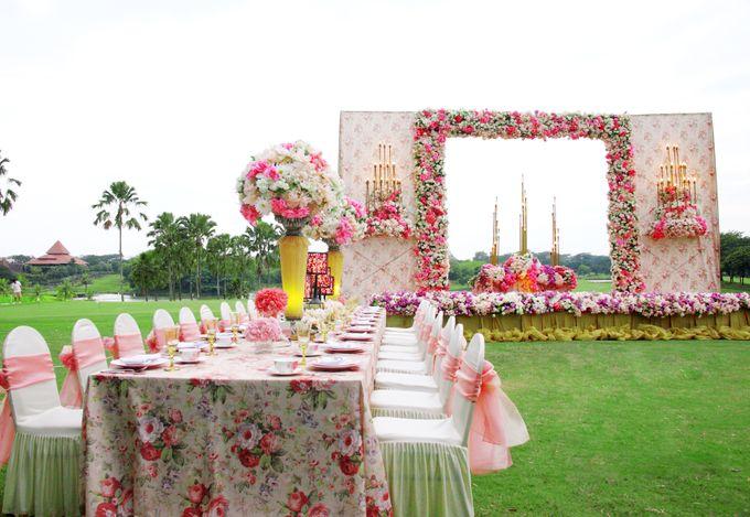 The Wedding by Ciputra Golf, Club, & Resto - 004