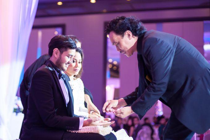 Reception Razif & Sonya by Sheikhafez Photography - 019