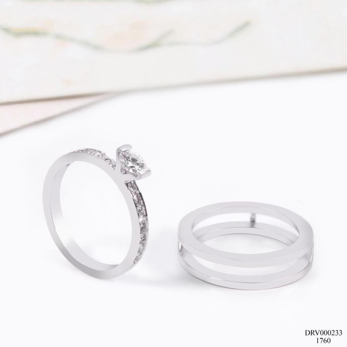 Solitaire Ring V&Co Jewellery by V&Co Jewellery - 003