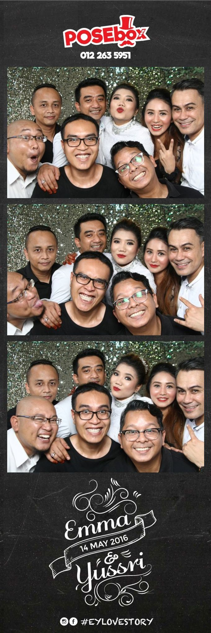 EMMA & YUSSRI WEDDING by Iskandar Ibrahim Productions - 005