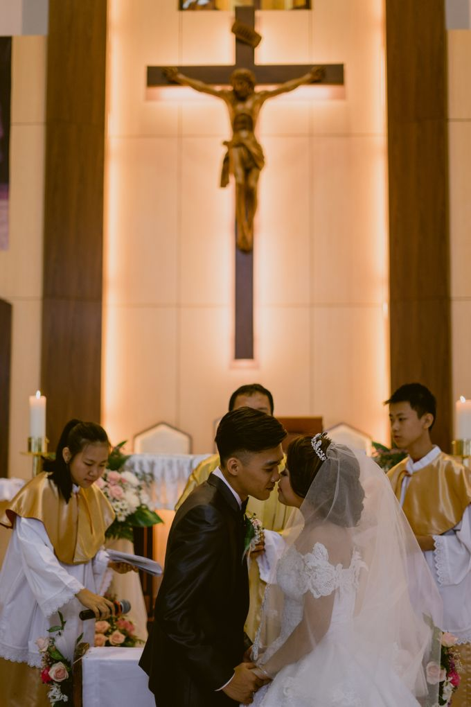 Herman & Vian Wedding Day by Chroma Pictures - 042