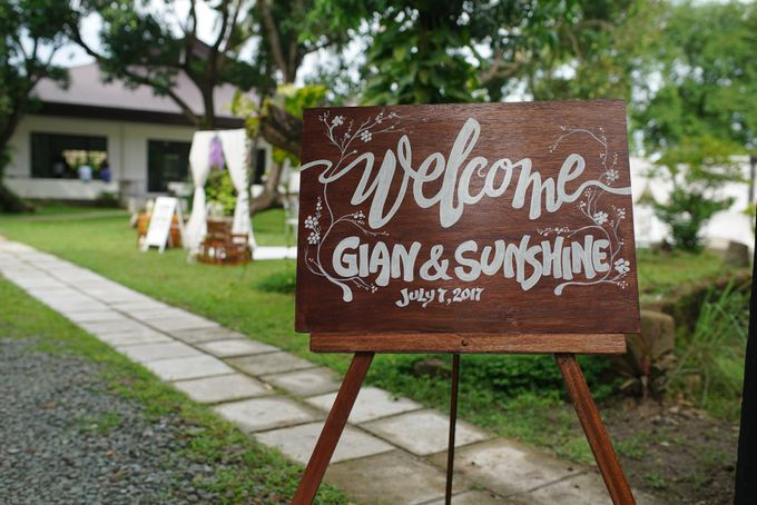 A Love Story of Friendship - Gian and Sunshine by Icona Elements Inc. ( an Events Company, Wedding Planning & Photography ) - 002