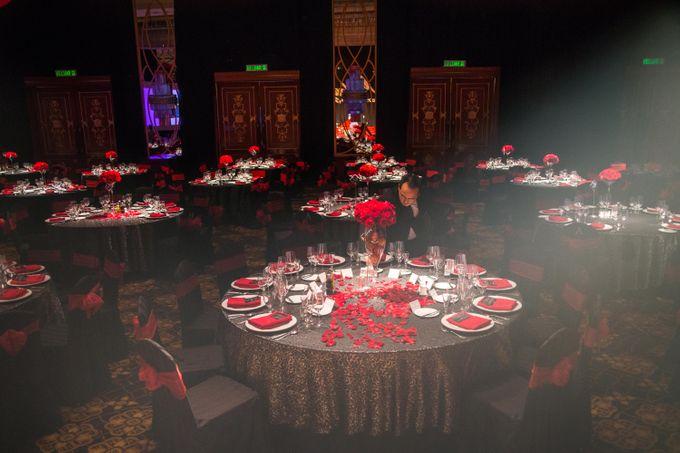 Indoor Wedding by Shangri-La's Tanjung Aru Resort & Spa - 004