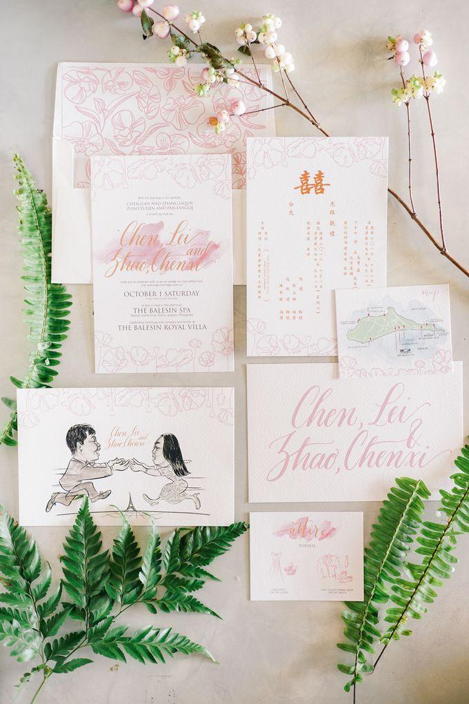 Elina & Erick / Balesin Wedding by Verse Studios - 002