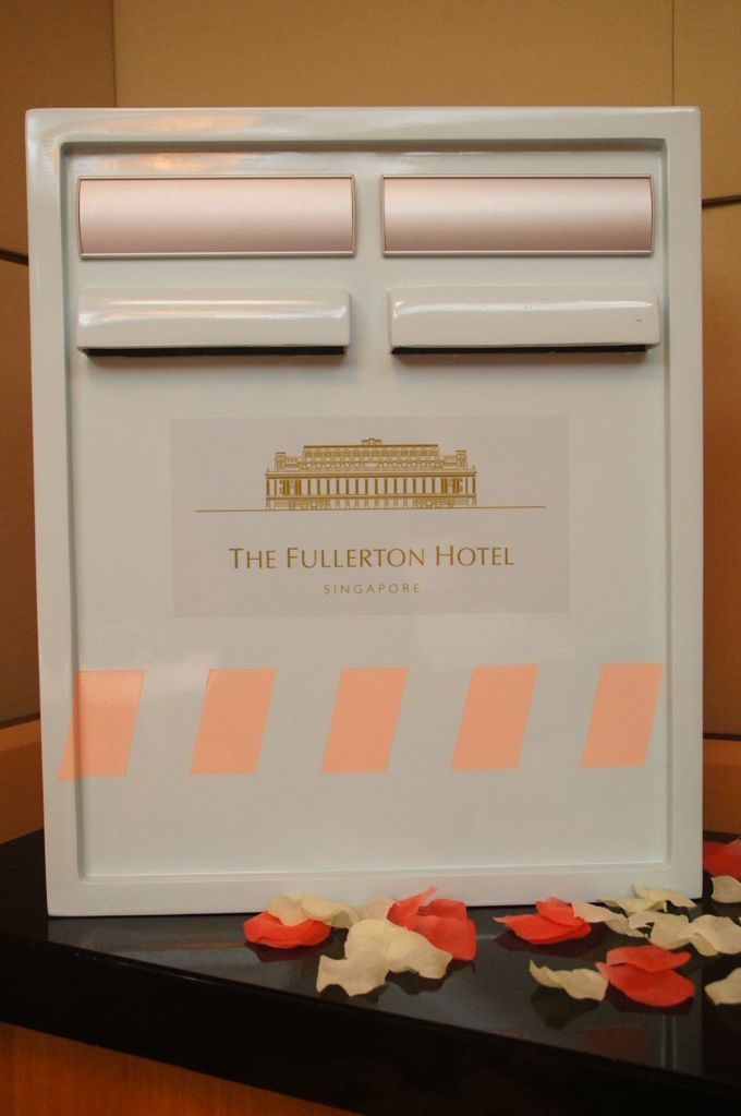 Fullerton Signature Ang Pao Box Designs by The Fullerton Hotels - 001