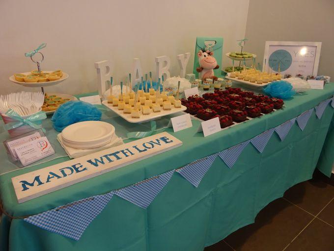 Dessert Tables by PastryDen Pte Ltd - 017