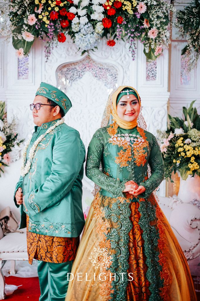 Wedding Octa & Arman by Delights Story - 007