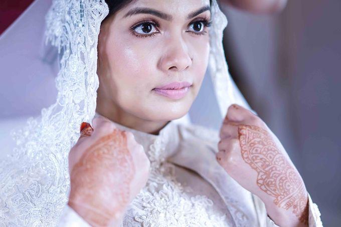 Malay Wedding - Zuzu & Mikhail by Raihan Talib Photography - 003