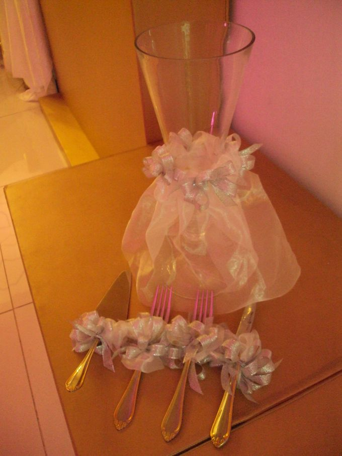 Wedding Accessories by Event Styling by Fleur Architect - 001