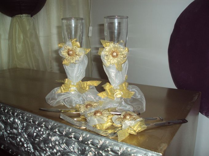Wedding Accessories by Event Styling by Fleur Architect - 004