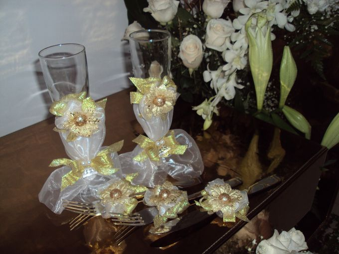 Wedding Accessories by Event Styling by Fleur Architect - 003