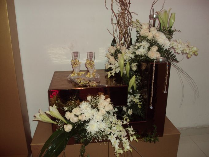 Wedding Accessories by Event Styling by Fleur Architect - 005