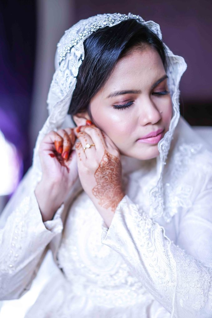 Malay Wedding - Zuzu & Mikhail by Raihan Talib Photography - 004