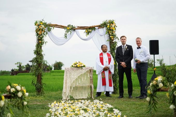 Sekar & Frank Wedding by Visesa Ubud - 023