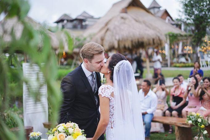 Sekar & Frank Wedding by Visesa Ubud - 024